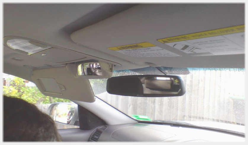 Reverse Mirror Camera Systems